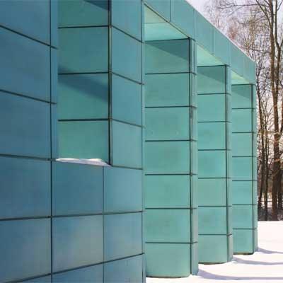 Leistungen Fassadenarbeiten