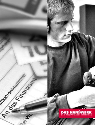 Steuerbonus für Handwerkerleistungen